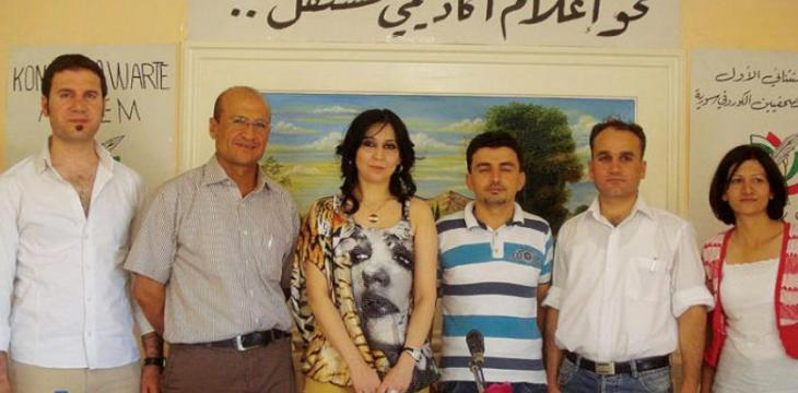 Syrian Kurdish Journalist Network Calls for Independent, Unbiased, and Professional Media