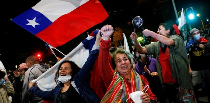 Chile Embarks on Path to Drafting New Constitution after Referendum
