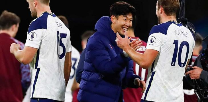 Mourinho Shares Credit for Potent Kane-Son Partnership