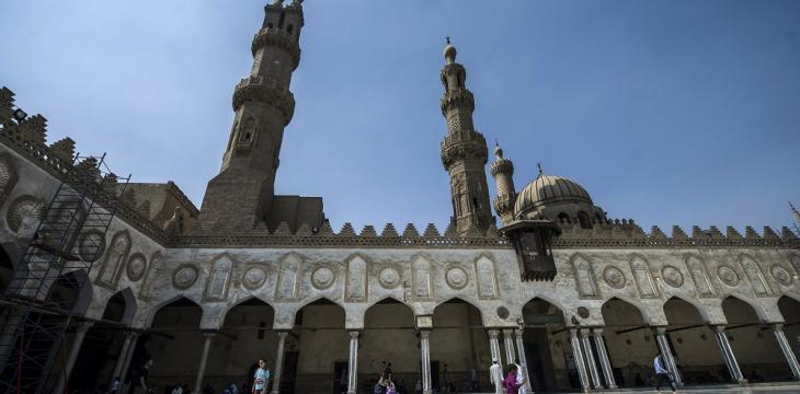 Egypt's Sheikh al-Azhar Calls for Criminalizing Anti-Muslim Actions