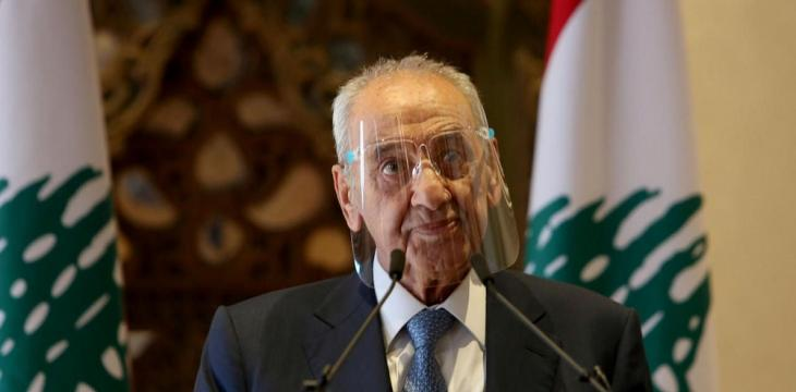 Lebanon's Berri: New Government Could See the Light in Days