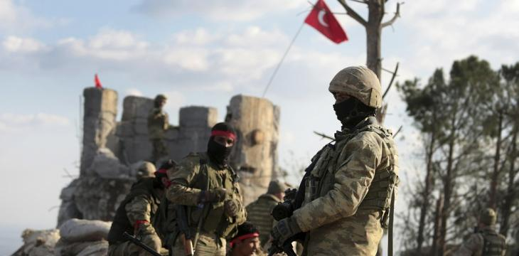 Turkey Threatens New Military Operation into Syria
