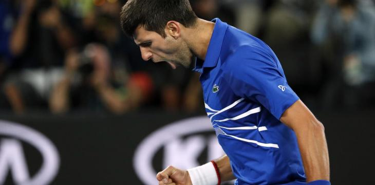 Djokovic Wins Vienna Opener to Close on Sampras Record