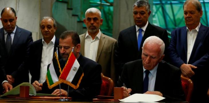 Hamas Delegation Concludes 'Positive' Talks in Egypt to End Division