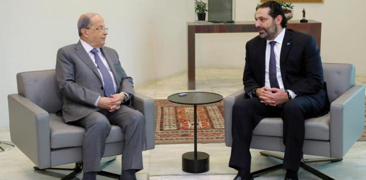 Lebanon: Aoun, Hariri 'Silent' Over Cabinet Formation Talks