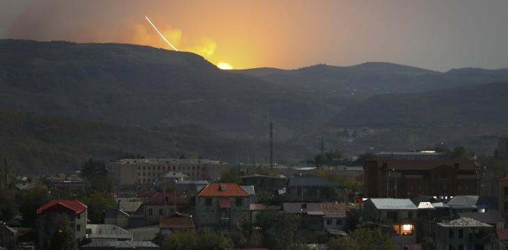 Armenia, Azerbaijan Trade Fresh Accusations of Karabakh Attacks