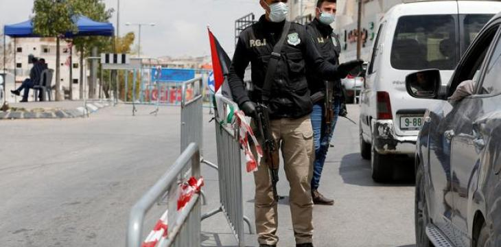 PA Imposes Full Lockdown in West Bank amid Virus Surge