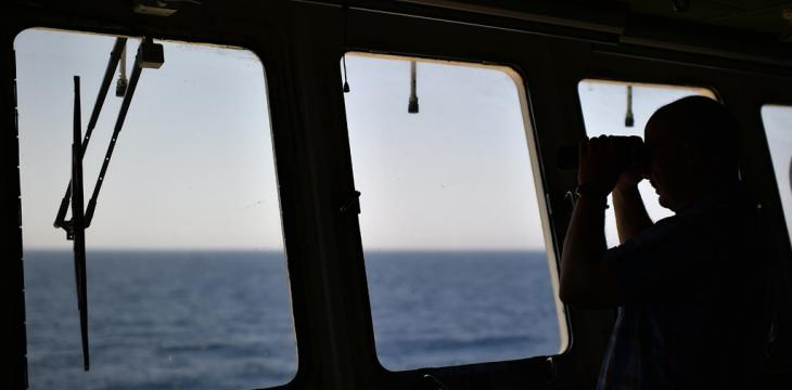 Germany Says Turkey Stopped it Checking Ship for Arms-Running to Libya