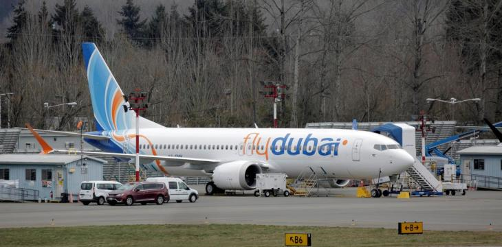 UAE's Flydubai Lands 1st Scheduled Flight in Tel Aviv