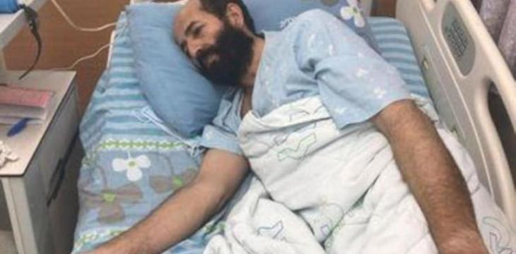 Israel Frees Palestinian who Waged 103-day Hunger Strike
