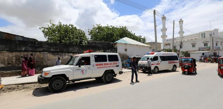 Suicide Bomber Kills 6 in Mogadishu Ice-Cream Parlor