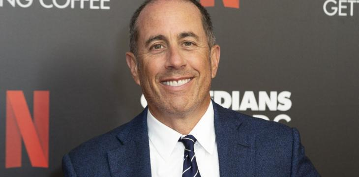 Jerry Seinfeld Digs into 45 Years of his Jokes for New Book