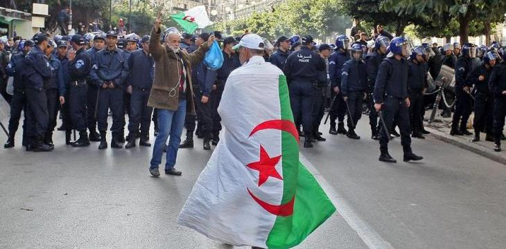 Algerian Parties Angered by EU Resolution over Rights Situation in the Country