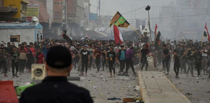 Crisis Cell in Nasiriya amid Fears of Inter-Shiite Clash in Southern Iraq