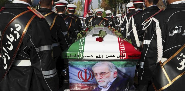 Russia Condemns Killing of Iranian Nuclear Scientist