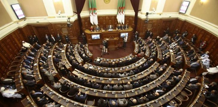 Algerian Lawmakers Protest EU Parliament's Resolution