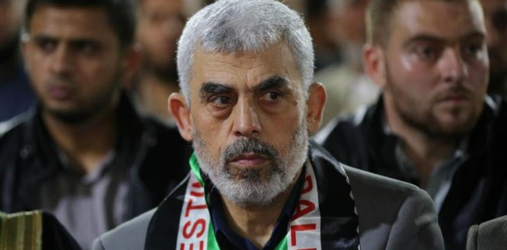 Hamas Gaza Chief Tests Positive for COVID-19, Spokesman Says