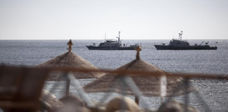 Egyptian, Greek Navies Launch Joint Drill in Northern Mediterranean Sea