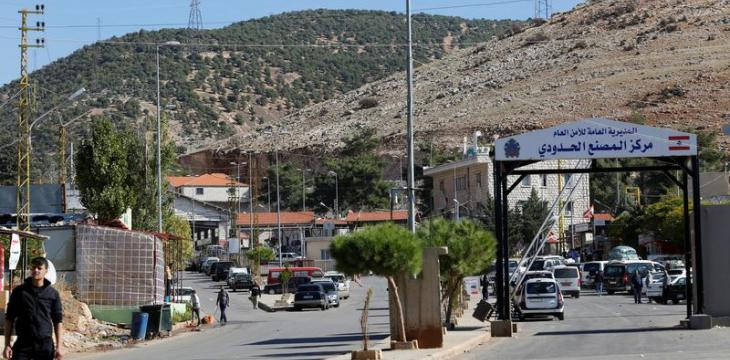 Lebanese, Syrian Armies Shut Illegal Crossings Along Northern, Eastern Borders