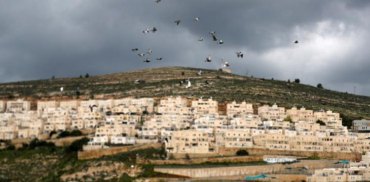 Israel OKs Hundreds of Settlement Homes