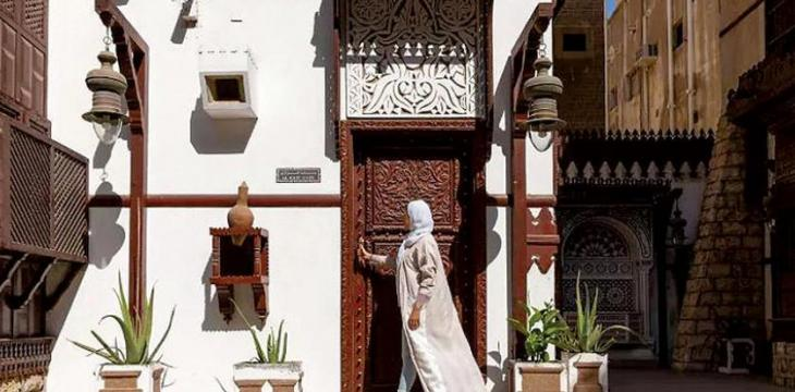 Jeddah Al-Balad... The Pleasure of Strolling Through History During Saudi Winter