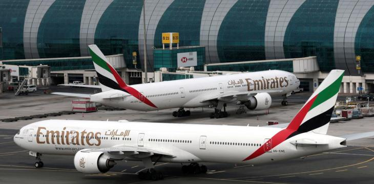 Emirates Airline Offers COVID-19 Vaccines to Employees