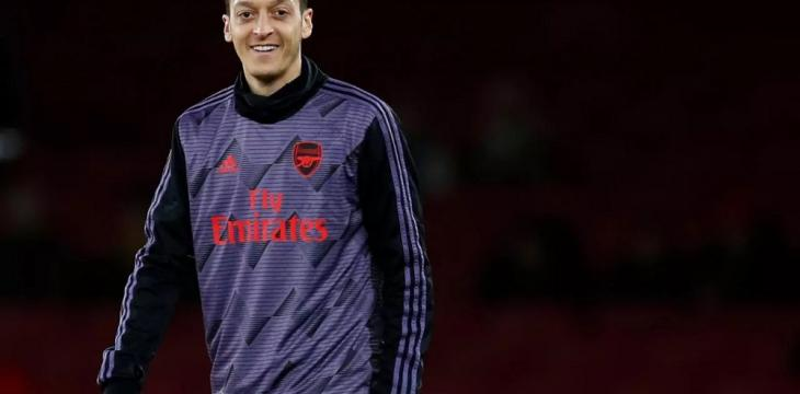 Fenerbahce Confirm Move for Arsenal Midfielder Ozil