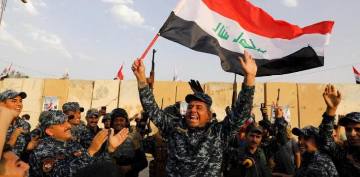 Iraq Tightens Security Along Flashpoint Syria Frontier