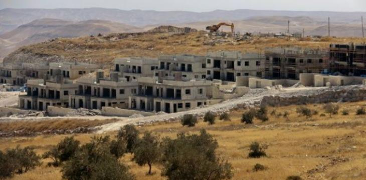 Israel Pushes Settlement Construction as Trump Leaves Office