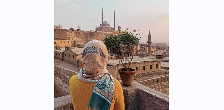 Cairo's Marsam Al-Qalaa Draws Visitors Passionate about Heritage