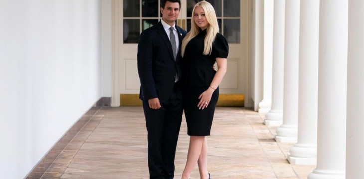 Tiffany Trump Announces Engagement to Lebanese Man