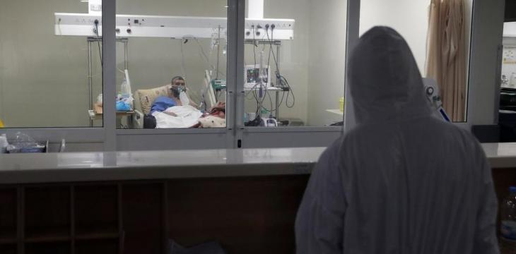 Top Lebanese Hospitals Fight Exhausting Battle against Virus