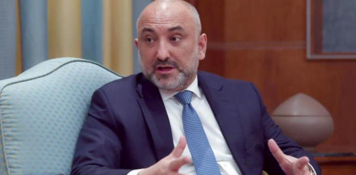 Afghan FM to Asharq Al-Awsat: A Ceasefire Would Clear 'Taliban' from Responsibility for Violence