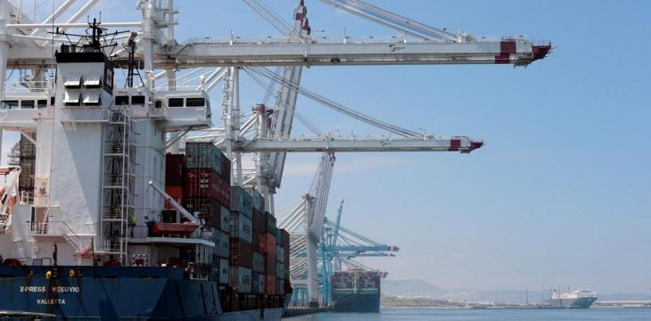 Tangier Port Processes Grow by 23% in 2020
