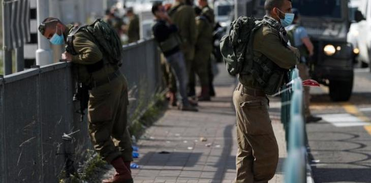 Israeli Troops Kill Palestinian Attack Suspect in West Bank