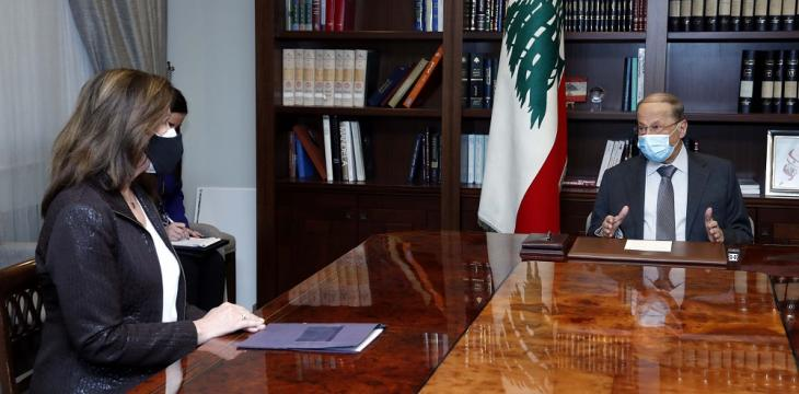 US Ambassador's Political Tour Revives Lebanon, Israel Border Demarcation Talks