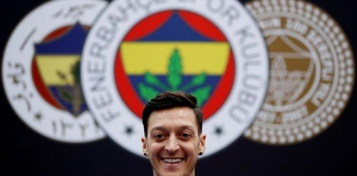 Ozil Looks Forward to Playing Again at Fenerbahce but Shuts Door on Germany Return