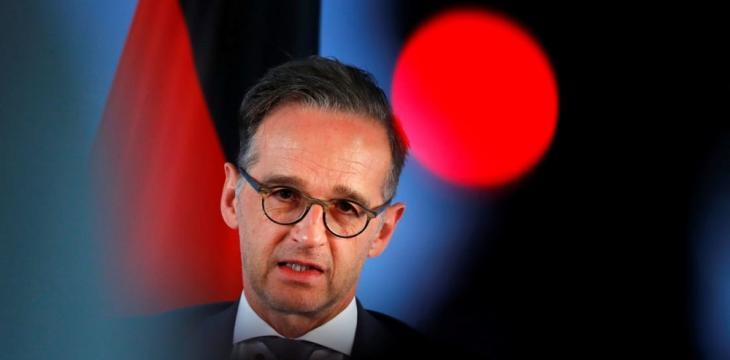 Germany Urges Iran to Accept Diplomacy in Nuclear Dispute