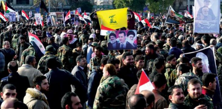 Iran Sets up 'Recreational Complex' South of Damascus to Consolidate its Influence