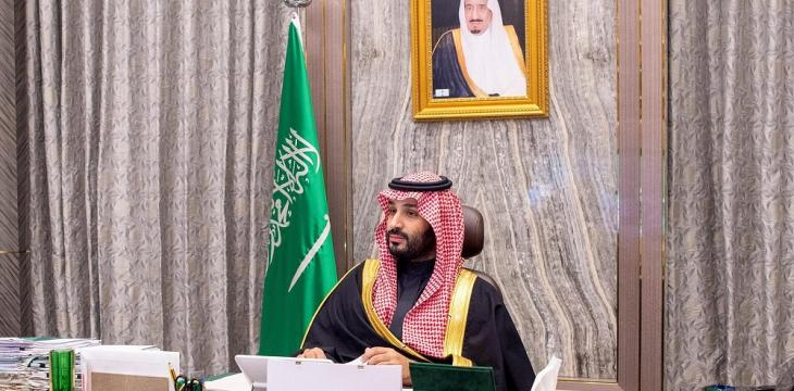Saudi Crown Prince Holds Talks with Iraqi PM, Parliament Speaker