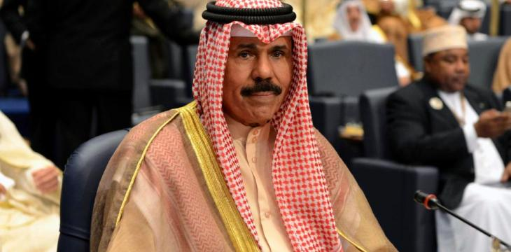 Kuwait Emir Congratulates King Salman on Crown Prince's Successful Surgery