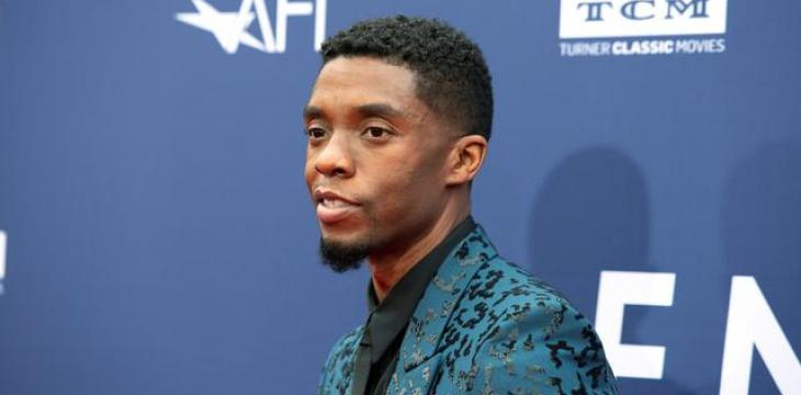 Chadwick Boseman, Netflix up for Honors at Virtual Golden Globes