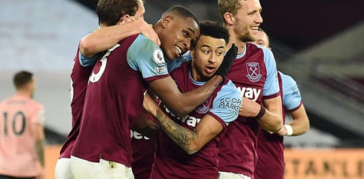 Strikerless West Ham Find New Approach Thanks to Lingard Gamble