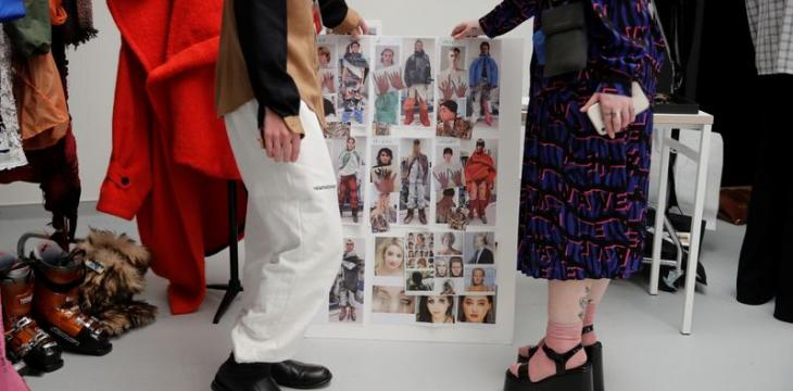 Generation COVID: Student Designers Kick off Paris Fashion Week