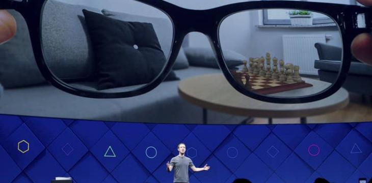 Facebook to Consider Facial Recognition For Upcoming Smart Glasses