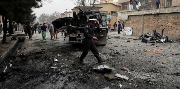 Afghan Official: Car Bomber Kills Prosecutor, Bodyguard