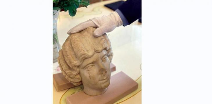 Libya Retrieves Statue of Faustina, Daughter of the Roman Emperor Antoninus Pius