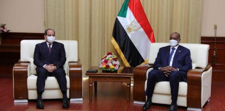 Egypt's Sisi ups Pressure for Ethiopia Dam Deal on Sudan Visit