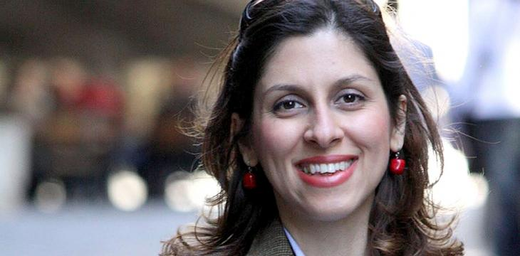 Iran Frees British-Iranian Aid Worker Zaghari-Ratcliffe, Her Lawyer Says