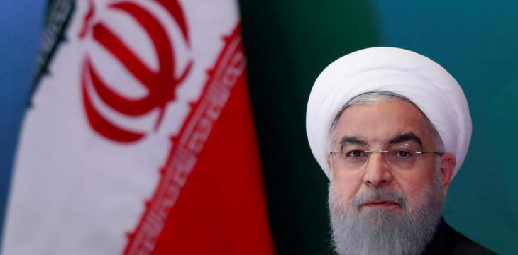 Iran's President Urges Europe to Avoid 'Threats'